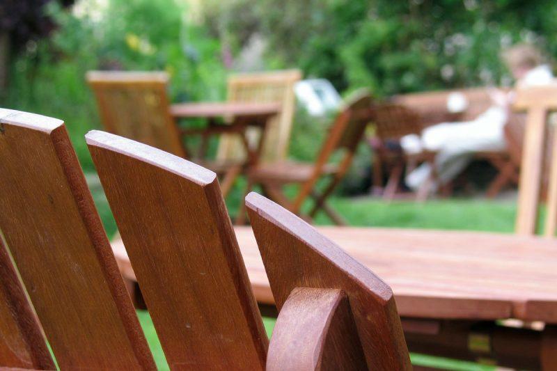Czyszczenie i przechowywanie elementów drewnianych