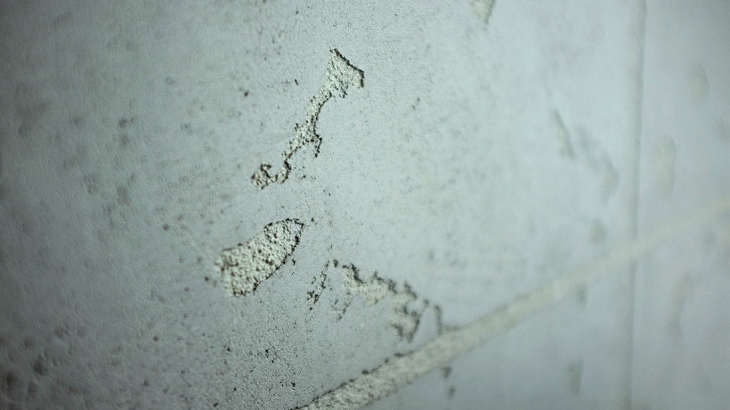 Nowoczesny efekt betonowych ścian