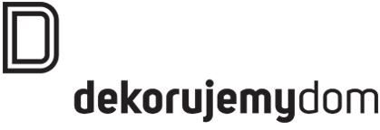 DekorujemyDom.pl – Odkryj świat dekoracji, dekoracja wnętrz Logo