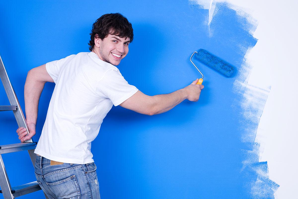 Malowanie ścian Jest Proste Poradnik Jak Malować Krok Po